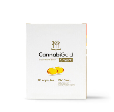 cannabigold smart 10 szt.