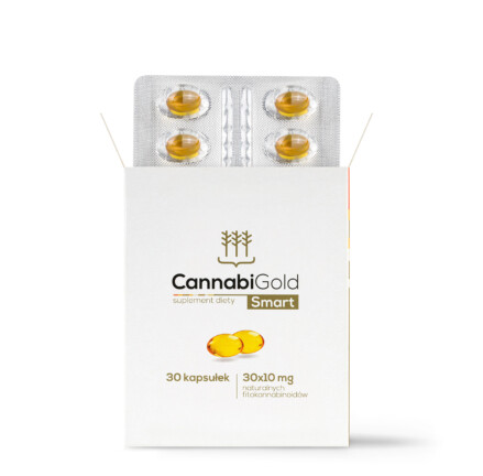 cannabigold smart 30 szt.