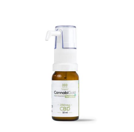 Olej CBD Terpenes+ 250 mg