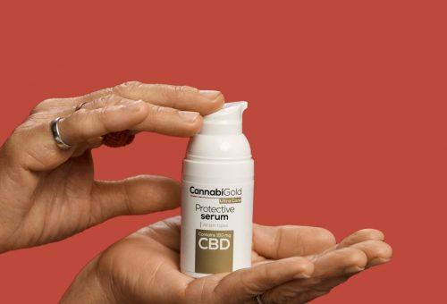 Jak CBD wpływa na skórę?