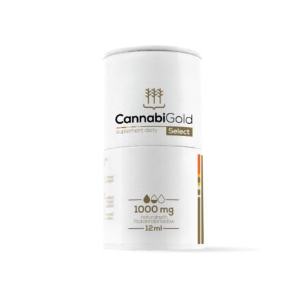 CannabiGold Select 1000 mg