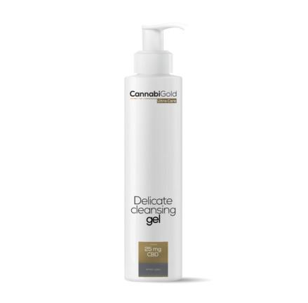 Delikatny Żel myjący - Wszystkie rodzaje skóry