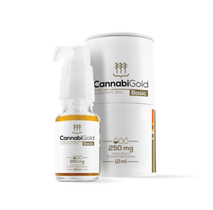 CannabiGold Basic 250 mg