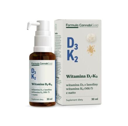 FORMULA WITAMINA-D3 K2 box+bottle