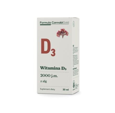FORMULA WITAMINA D3 algi box