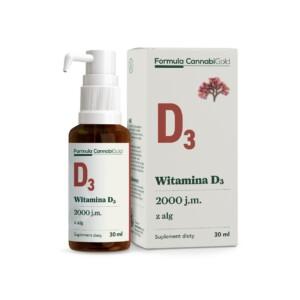FORMULA WITAMINA D3 algi box+bottle