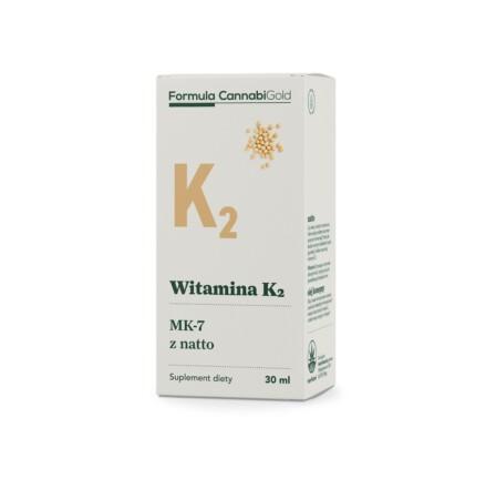 FORMULA WITAMINA K2 box