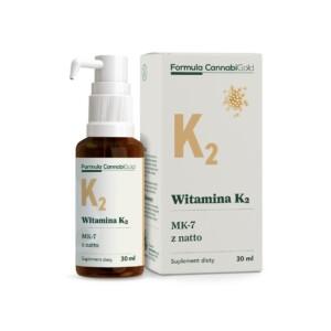 FORMULA WITAMINA K2 bottle + box